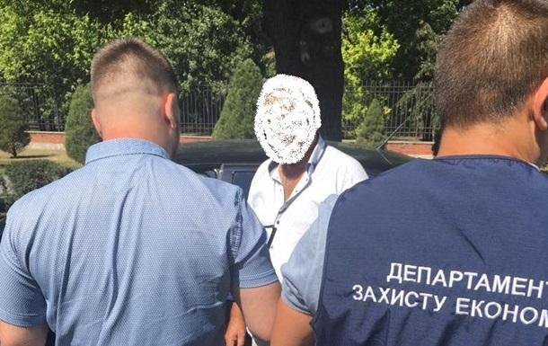 У Мелітополі прокурора зловили на хабарі