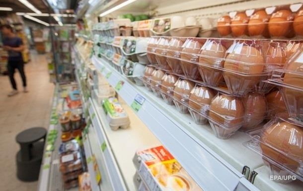 В Украине подешевели яйца, но подорожала свинина