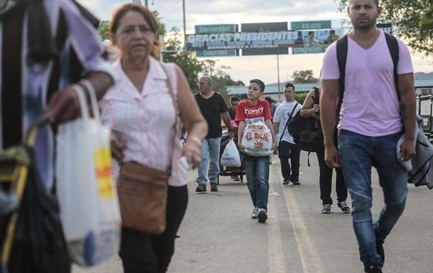 У Перу ввели режим НС через біженців із Венесуели
