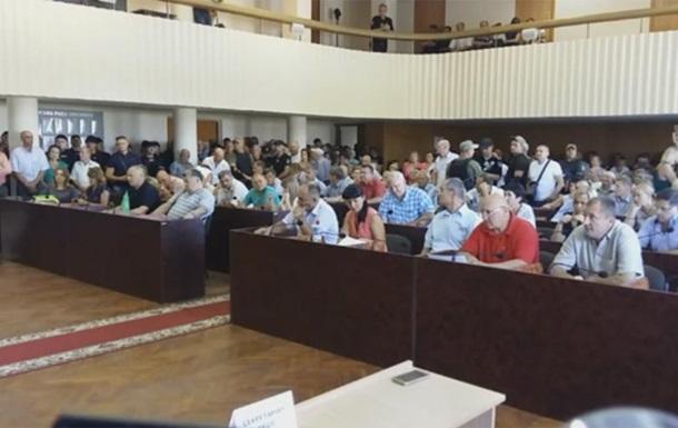Мера Конотопа депутати відправили у відставку