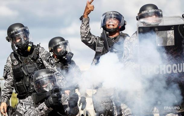 Бразилія скерувала війська на кордон із Венесуелою