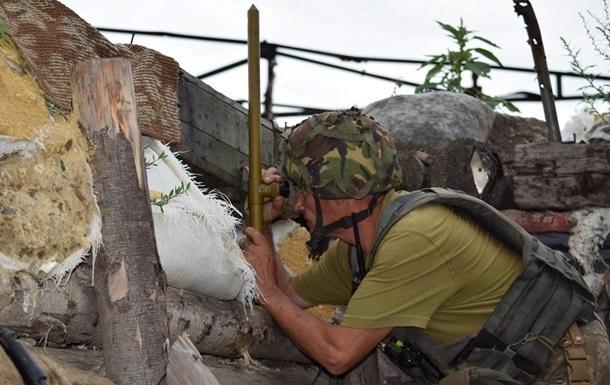 На Донбасі за добу 32 обстріли, втрат немає