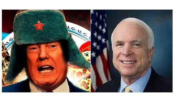 Джон Маккейн об'єднав націю й виграв посмертний бій проти Дональда Трампа.