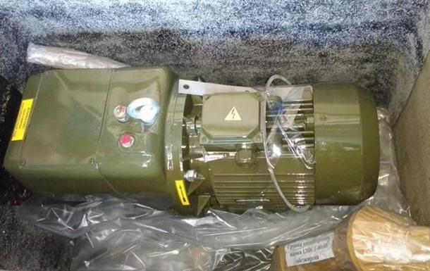 СБУ заблокувала поставки військового устаткування