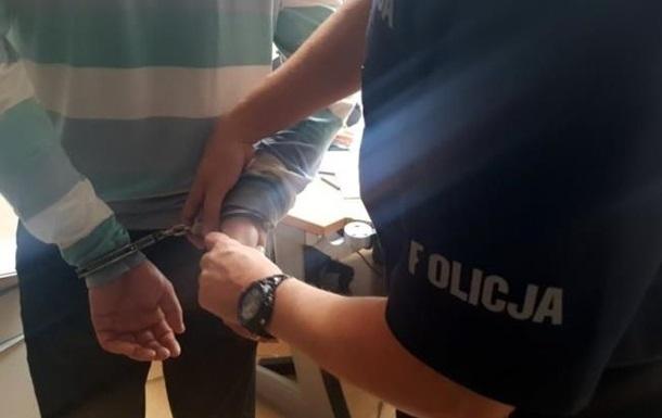 У Польщі українець напав з ножем на чоловіка