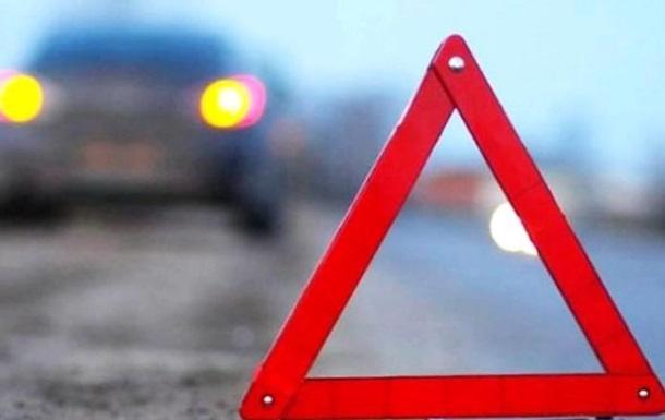 У Київській області в ДТП травмовано п ятеро людей, серед них діти