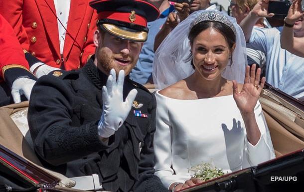 Свадебный наряд герцогини Сассекской станет экспонатом музея