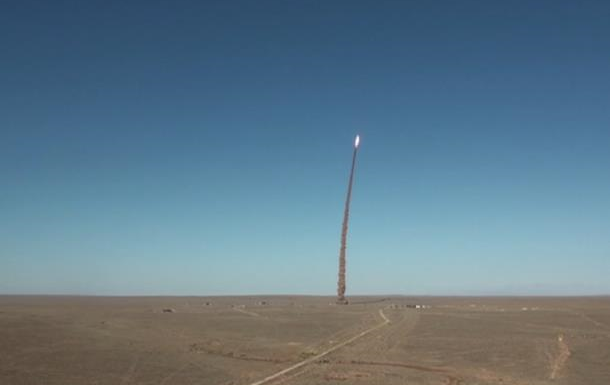 Размещено видео испытаний новейшей русской противоракеты