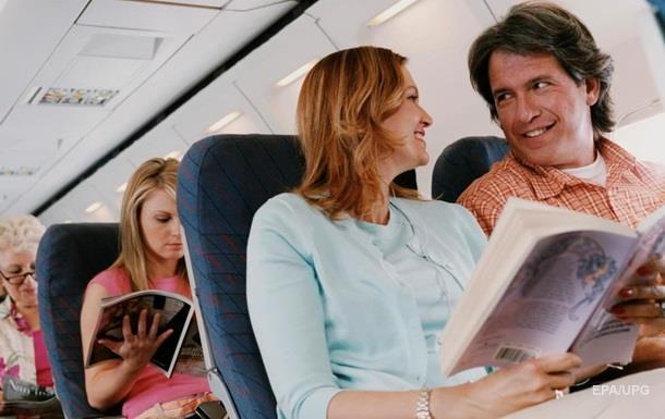 Каждый 50-й пассажир влюбляется во время полета - эксперты