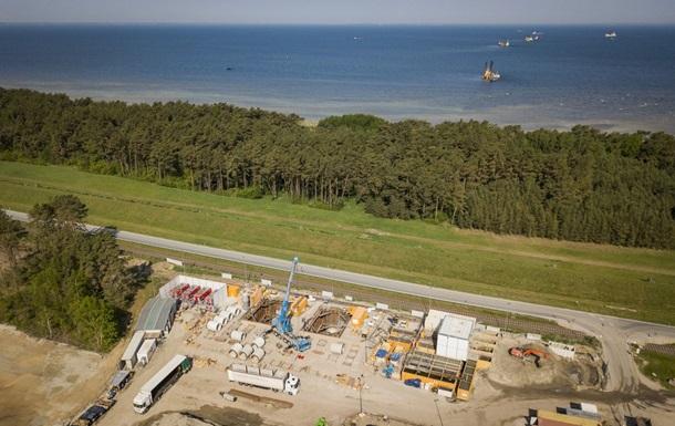 В России стартует строительство Северного потока-2