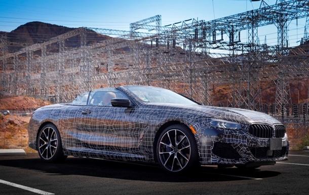 В Сети появились официальные фото BMW 8-Series