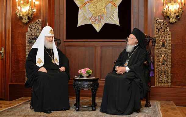 На зустрічі патріархів не йшлося про Україну
