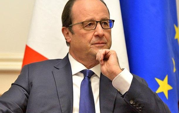 Олланд и угрозы: с Путиным вряд ли кто договорится