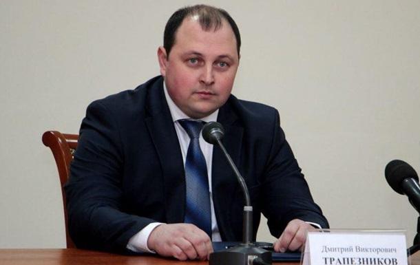 Дмитрий Трапезников стал главой ДНР