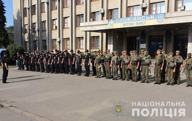 Поліція і Нацгвардія розпочали посилене патрулювання Донбасу