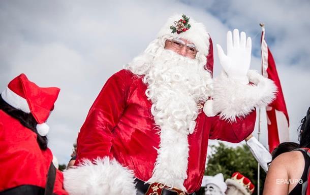 Суд оштрафував голландця за заклики вбити Санта-Клауса