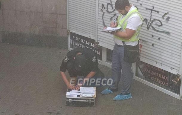 У Києві в підземному переході виявили труп