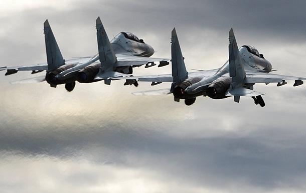 Япония подняла в небо истребители из-за самолетов РФ