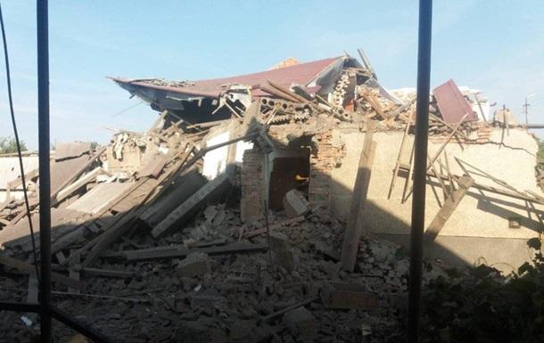 На Закарпатье произошел мощный взрыв в жилом доме