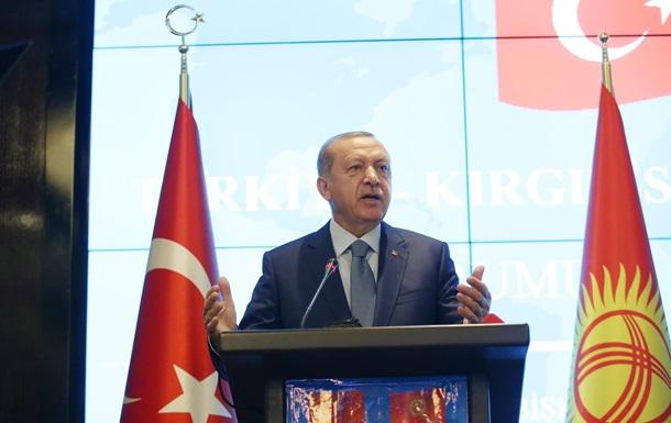 Ердоган закликав зупинити домінування долара у світовій торгівлі