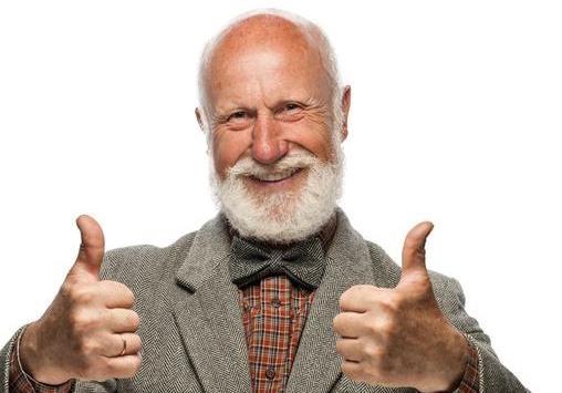 Що таке щаслива старість?