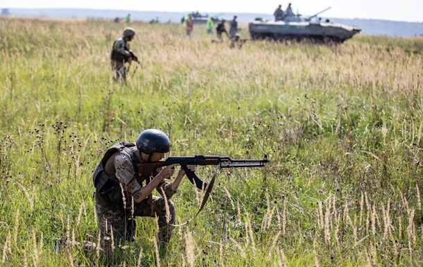 В Украине стартуют крупнейшие учения Rapid Trident