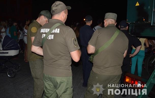 В Одессе иностранец угрожал взорвать поезд