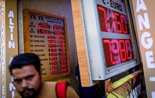 Інфляція в Туреччині посилилася до максимуму за 15 років