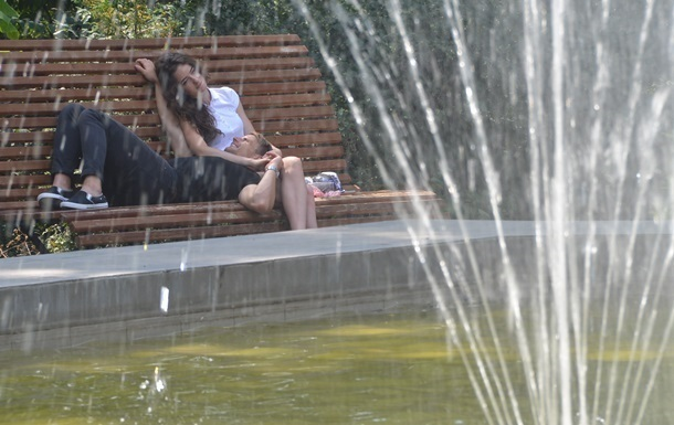 Літо в Києві стало одним із найспекотніших за всю історію