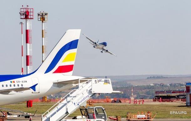 Самолетами путешествуют не более 7% украинцев