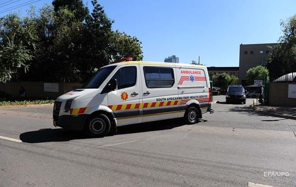У ПАР вибухнув склад боєприпасів, вісім загиблих