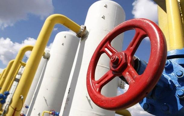 Украина снизила импорт газа практически на27%