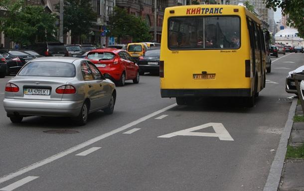 Из киевской маршрутки вытолкали пассажира, он умер от удара