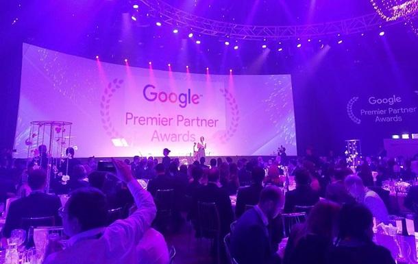 Компания Авеб третий год подряд стала номинантом премии Google Premier Partner Awards