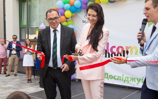 У Києві відкрили школу майбутнього