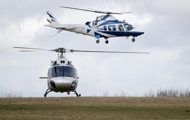 Частина  вертольотів Авакова  виявилася уживаною