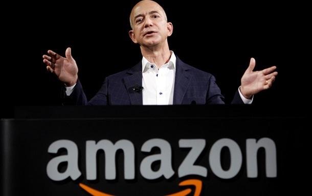 Amazon стала вторым североамериканским «триллионером» вслед заApple