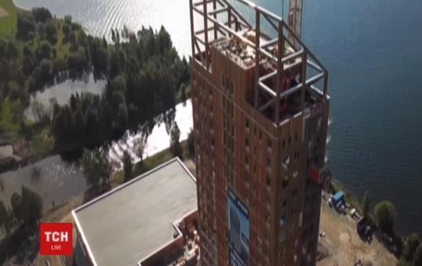 У Норвегії побудували найвищий будинок з дерева