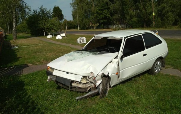 У Рівненській області п яний водій збив на смерть підлітка