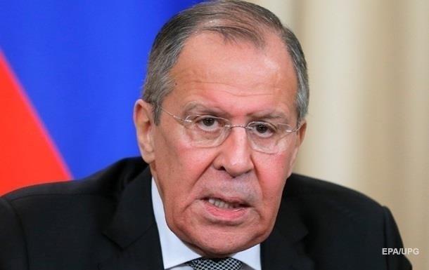 Россия видит смысл вести переговоры по Донбассу только с США – Лавров