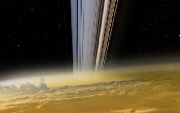 Останній знімок Cassini  виявився підробленим