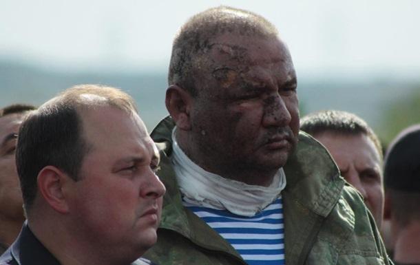Міністра ДНР  виписали з лікарні після вибуху - ЗМІ