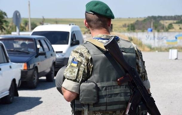 На админгранице с Крымом пограничников снабдили спецзащитой