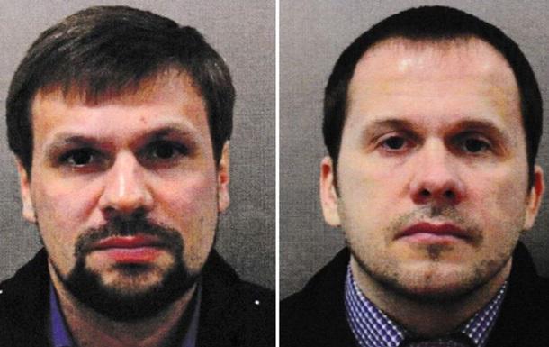 Отравление Скрипаля: полиция Британии показала маршрут подозреваемых