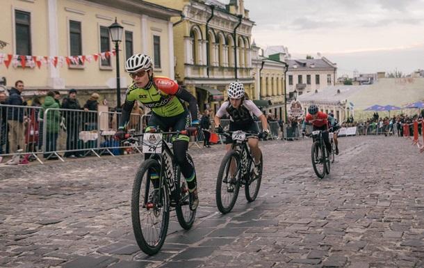 У Києві на Андріївському пройдуть гонки всіх видів велосипедів