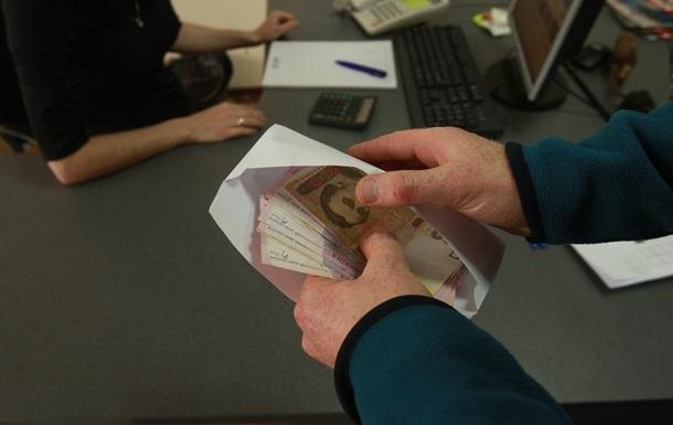 Кабмін починає боротьбу з зарплатами в конвертах