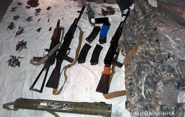 У Маріуполі знайшли схованку сепаратиста-втікача