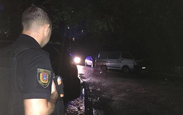 В Одессе стреляли в активиста