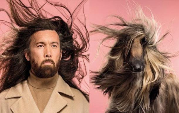 Одно лицо: потрясающее сходство людей и собак