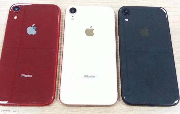 У Мережі з явилися живі знімки  бюджетного  iPhone
